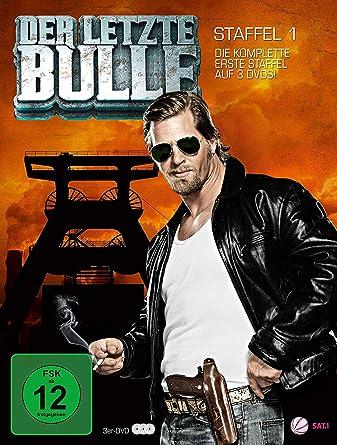 Der Letzte Bulle Die Komplette Erste Staffel 3 Dvds