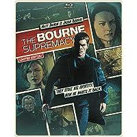 The Bourne Supremacy (Steelbook) (Blu-ray + DVD + DIGITAL with UltraViolet) [Importado]