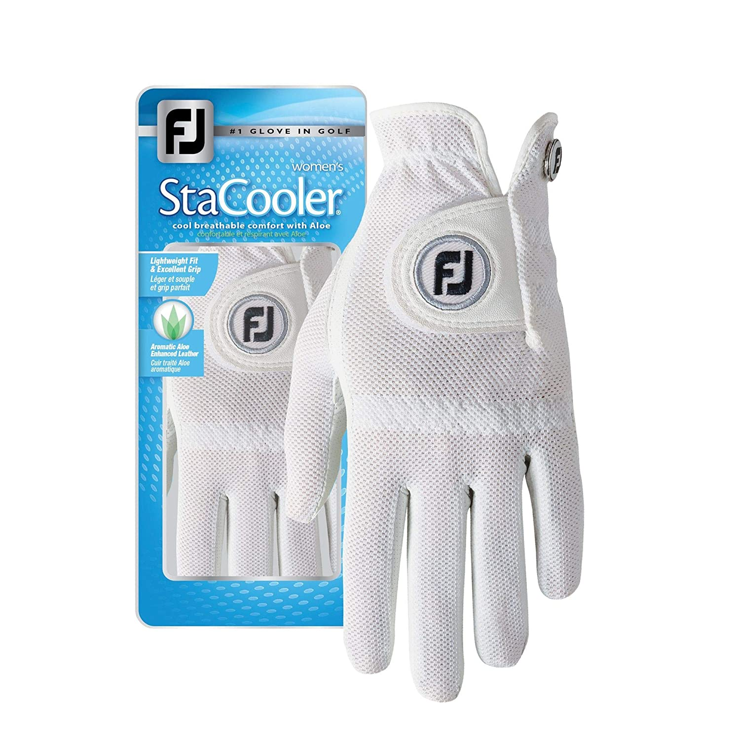 FootJoy StaCooler Womens Golf Glove Right Large ( for the Right Hand )   B01GUII6O2