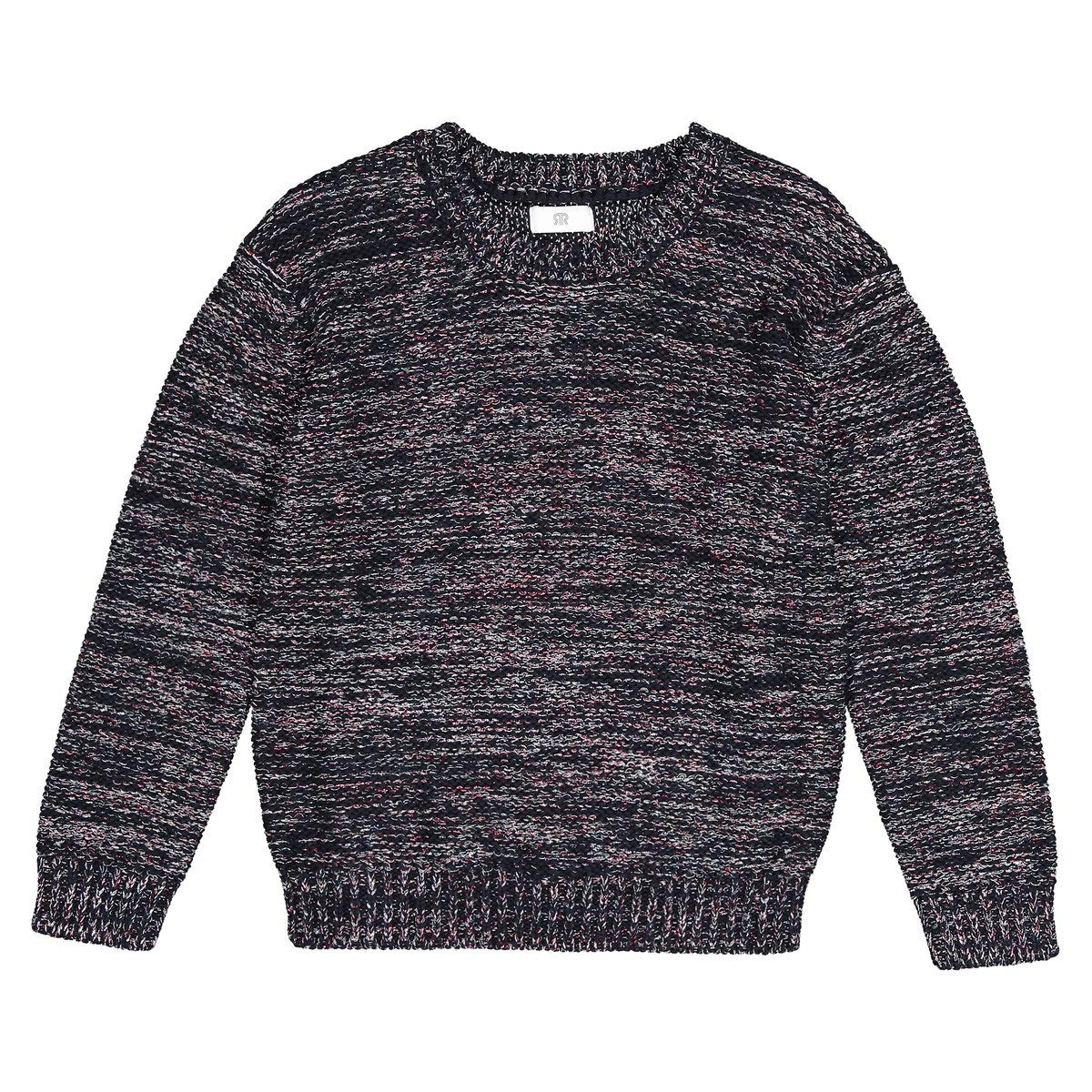 3-12 Years La Redoute Uniross Glitter Knit Jumper//Sweater