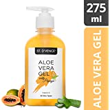 ST. D'VENCÉ Aloe Vera & Papaya Gel ( No Parabens | No Mineral Oil)