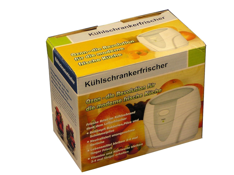 Kühlschrank Ionisator : Kühlschrankerfrischer ozon ionisator luftreiniger amazon