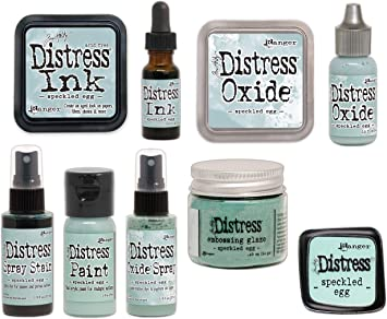 Tim Holtz Bundle Reinker Lot 2 Items Rustic Wilderness Distress Ink Pad