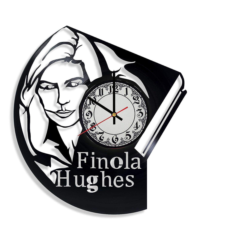 Amazon.com: Finola Hughes Actress Handmade Vinyl Record Wall Clock, Get  Unique Bedroom or Nursery Wall Decor - Gift Ideas for Kids and Teens -  Unique Art ...