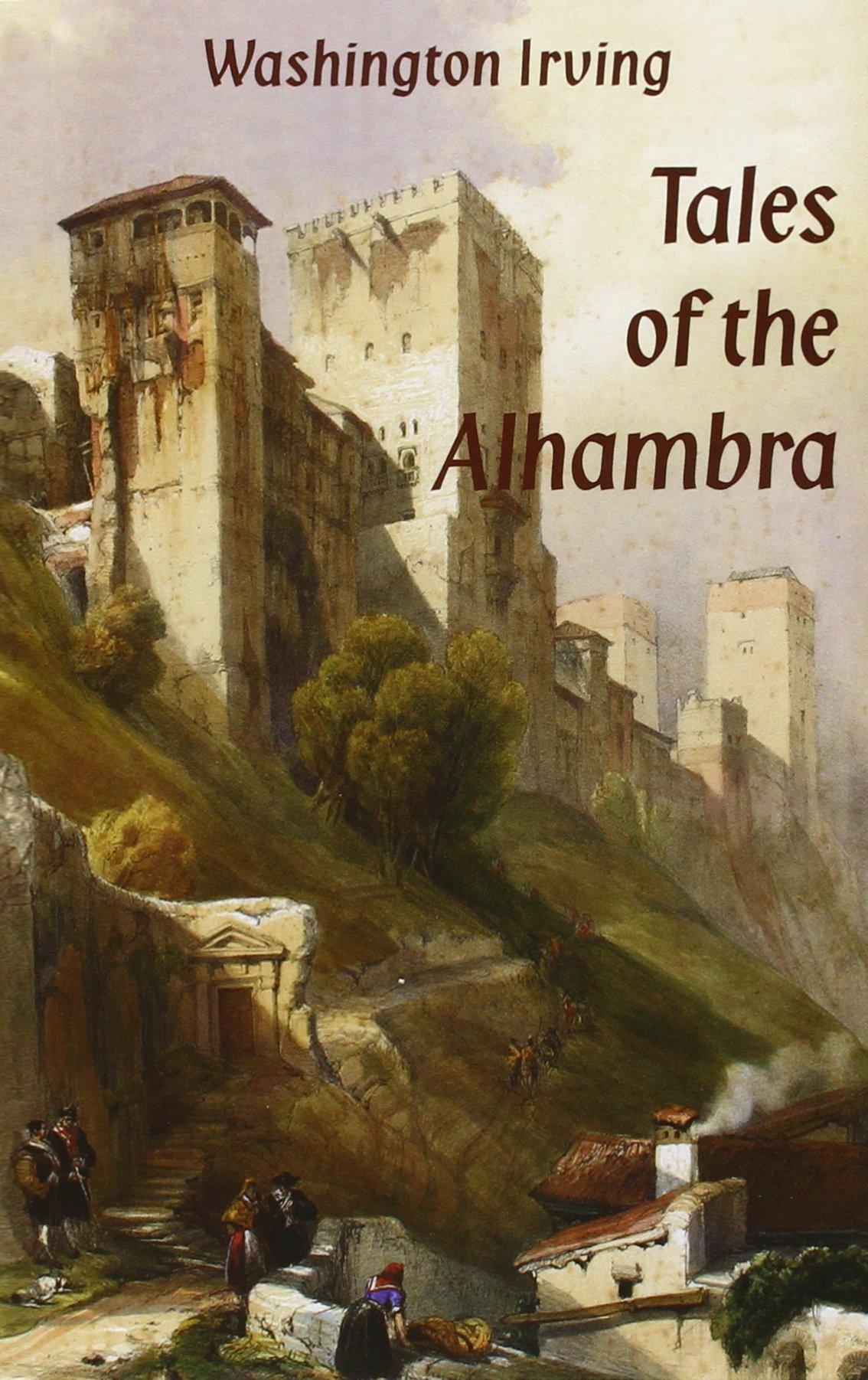 Tales of the Alhambra: washington irving: 9788487282768: Amazon.com: Books