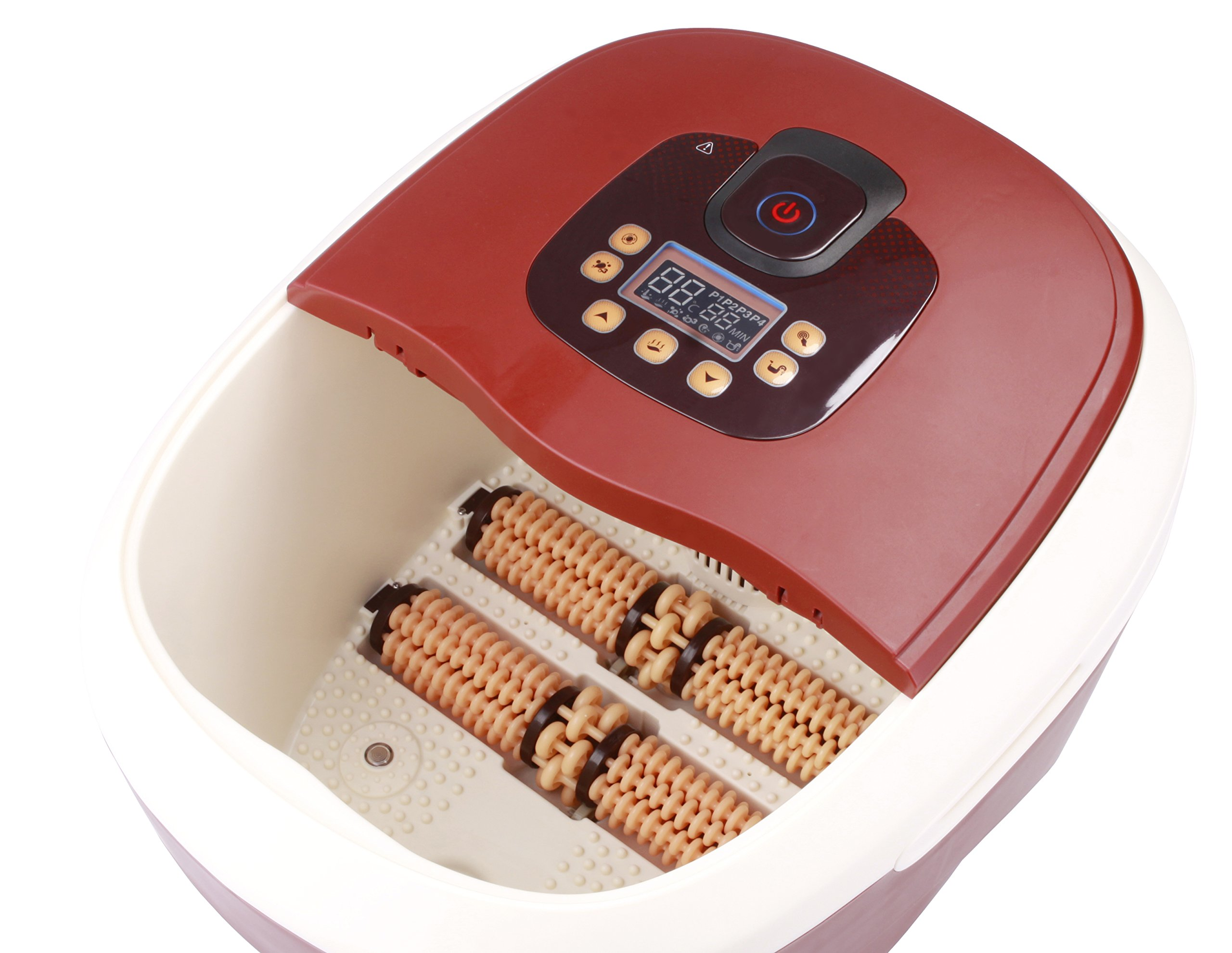 Carepeutic Ozone Waterfall Foot and Leg Spa Bath Massager, 20 Pound by Carepeutic (Image #3)