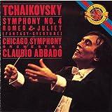 Tchaikovsky: Symphony No. 4 / Romeo and Juliet (Fantasy Overture)