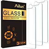 Ailun Screen Protector Compatible for iPhone 11 Pro Max/iPhone Xs Max 3 Pack 6.5 Inch 2019/2018 Release Case Friendly Tempere
