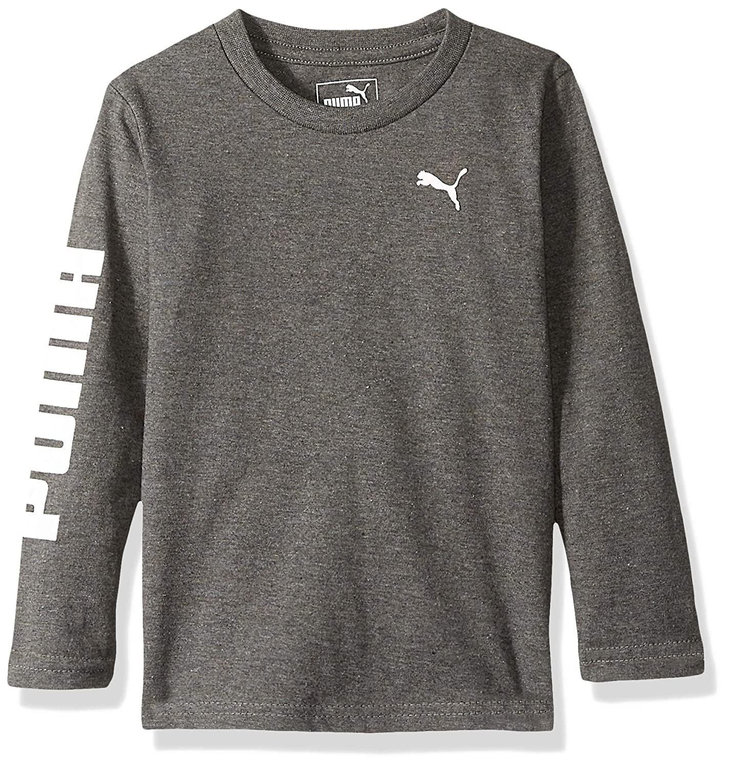 PUMA Toddler Boys Long Sleeve T-Shirt
