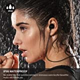 Bluetooth Headphones, Naporon IPX6 Magnetic