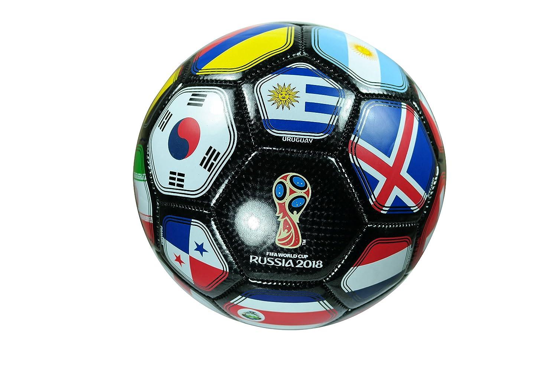 FIFA公式Russia 2018ワールドカップ公式ライセンスサイズ5ボール05 – 8 (Aグレード) B07BKNBX2R