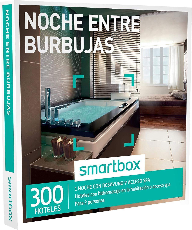 smartbox noche entre burbujas