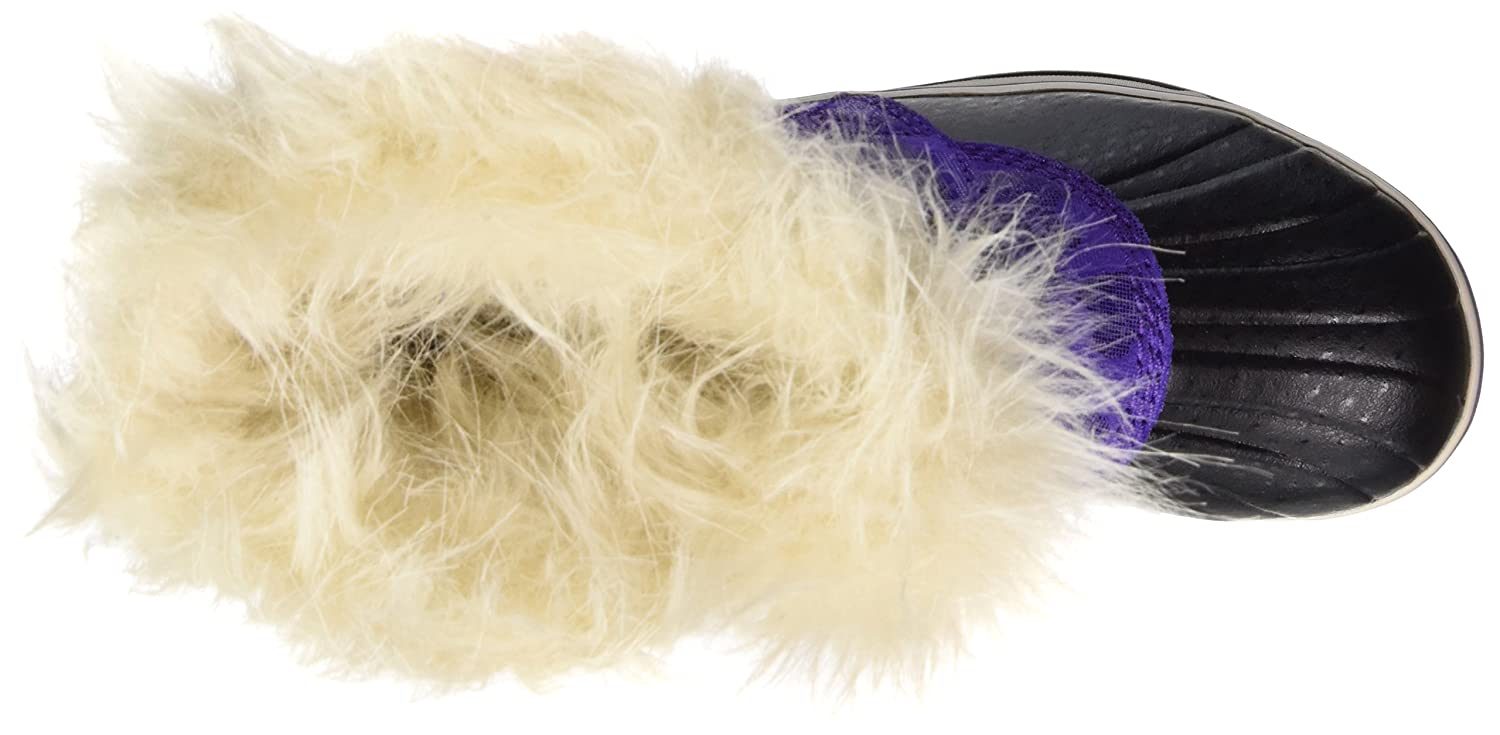 Youth Tofino II Winter Snow Boots with Faux Fur Cuff for Kids SOREL