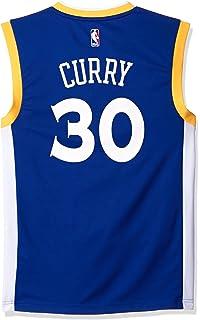 release date 6e0e1 95be3 Amazon.com : Derrick Rose New York Knicks NBA Adidas Men's ...