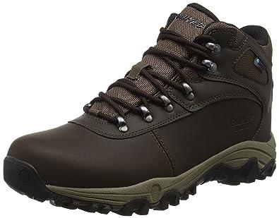 Hi-Tec Cascadia, Chaussures de Randonnée Hautes Homme, Marron (Dark Chocolate 041), 45 EU
