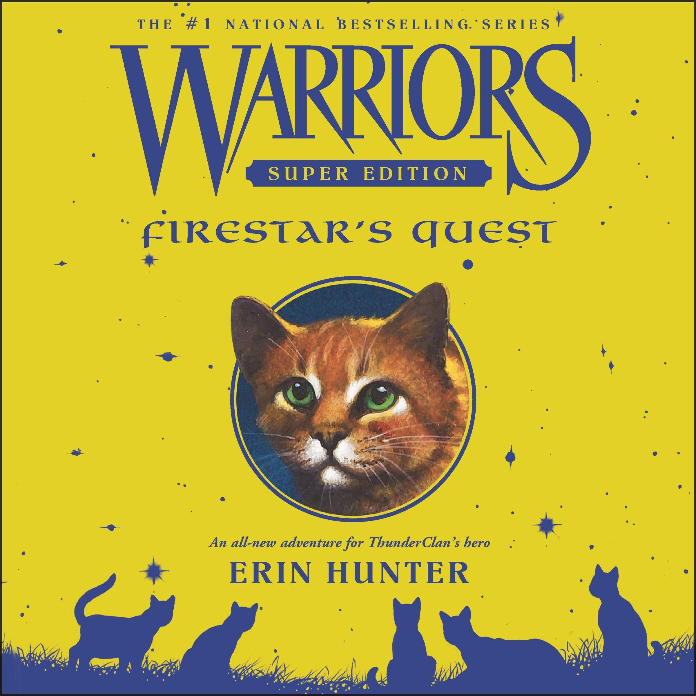 Read Firestars Quest Warriors Super Edition 1 By Erin Hunter