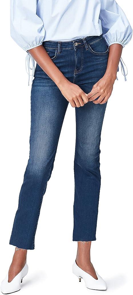 Marke Marke Damen Jeans mit Schlag