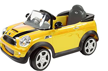Rollplay MINI Cooper 6-Volt Battery-Powered Ride-On