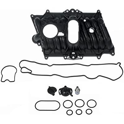 Dorman 615-181 Upper Plastic Intake Manifold - Includes Gaskets for Select Models: Automotive