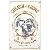 Cheech & Chong - Toke It Out Poster 24 x 36in