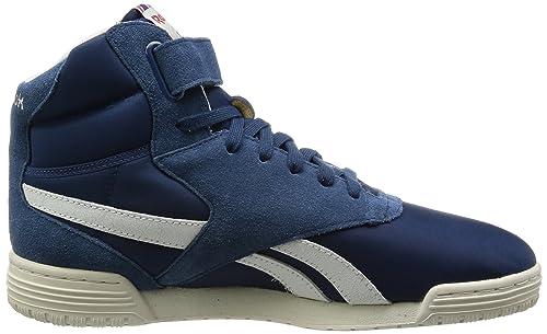 Reebok EXOFIT HI VINTAGE I Basket mode homme Bleu 46: : Sports et Loisirs