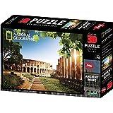 National Geographic NG10056 Super Ancient Rome/The Coliseum 3D Puzzle (500-Piece)