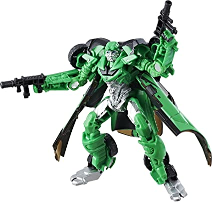 Last Knight ~ STRAFE ACTION FIGURE ~ Deluxe Class Transformers