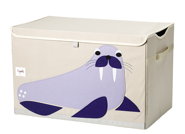 Childrens Kids Bedroom Furniture Set Toy Chest Boxes Ikea: Toy Storage Box Kids Organizer Chest Playroom Bedroom Bins
