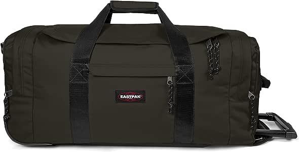 Eastpak Leatherface M Equipaje de ruedas, 68 cm, 61 L, Verde (Bush Khaki): Amazon.es: Equipaje