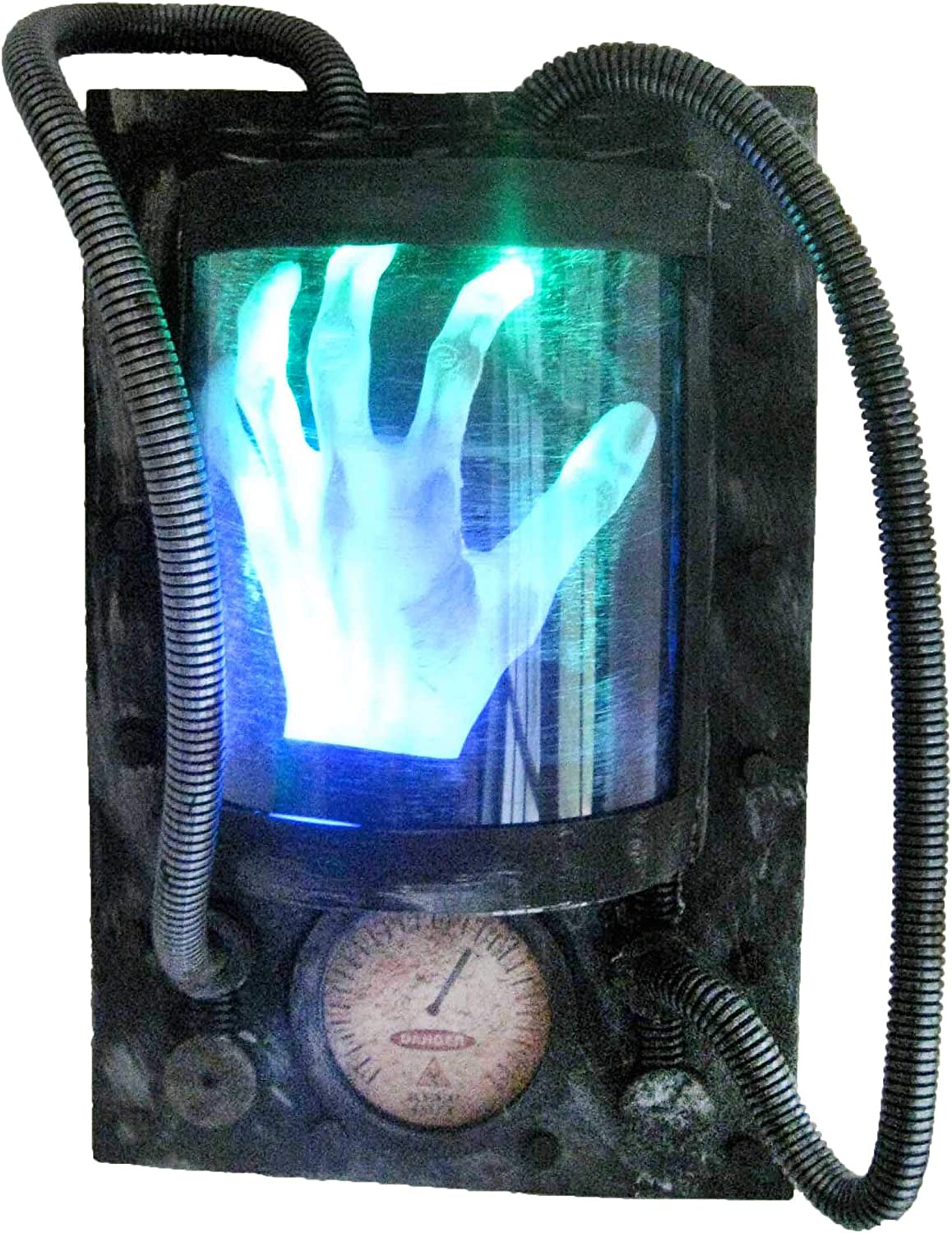 Life-Size Mad Scientist Electric Hand Prop 14