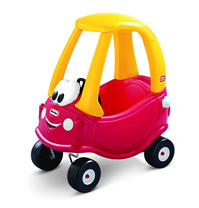 99 opinioni per Little Tikes 9061206- Auto Cozy Coupe Anniversario