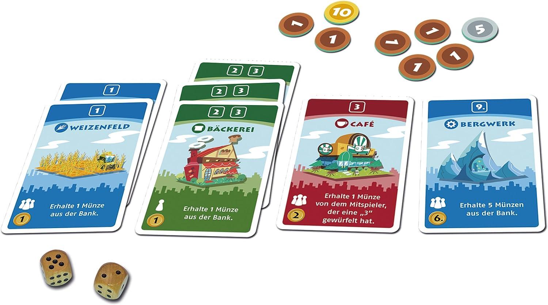 Kosmos Machi Koro - Juego de Tablero (Multi): Suganuma: Amazon.es: Juguetes y juegos