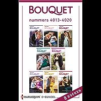 Bouquet e-bundel nummers 4013 - 4020