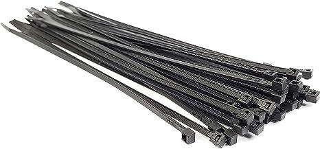 Nylon Cable Ties Size 200mm X 2 5mm Black 100 Pc Elektronik
