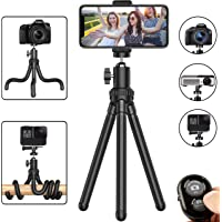 Erligpowht Flexible Cell Phone Tripod & Adjustable Camera Holder