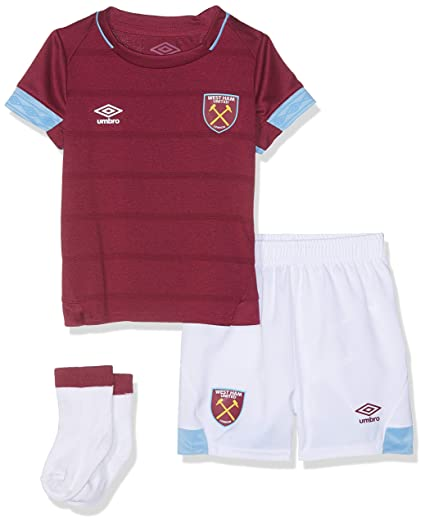 Image Unavailable. Image not available for. Color  Umbro West Ham United  Home Kit 2018 19 ... a18de5962