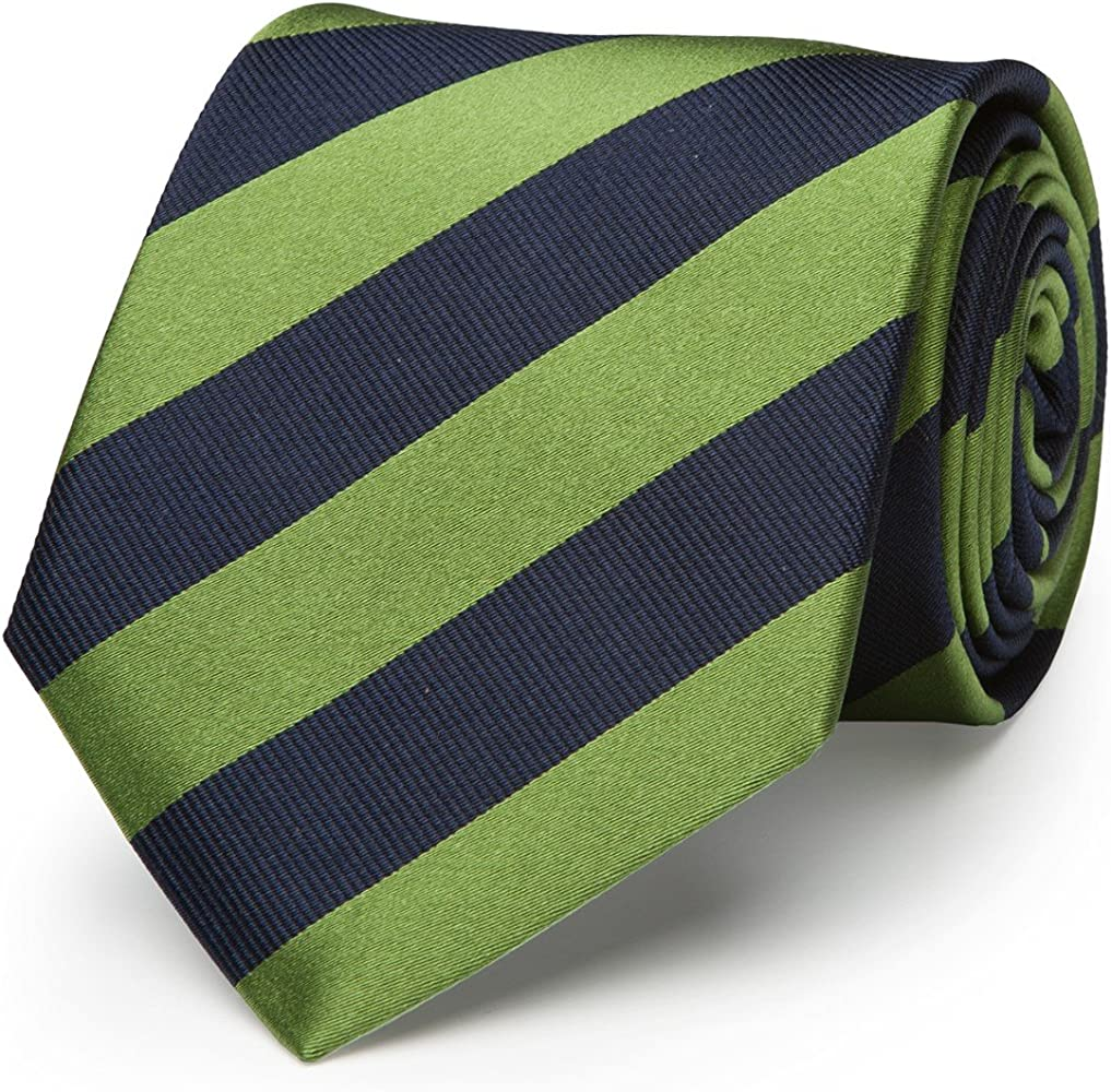 Paul Hewitt - Corbata - Rayas - para hombre multicolor verde Talla ...