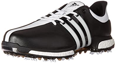 reputable site dd828 41c73 adidas Mens Tour 360 Boost WD Cblack Golf Shoe Black 7 2E US