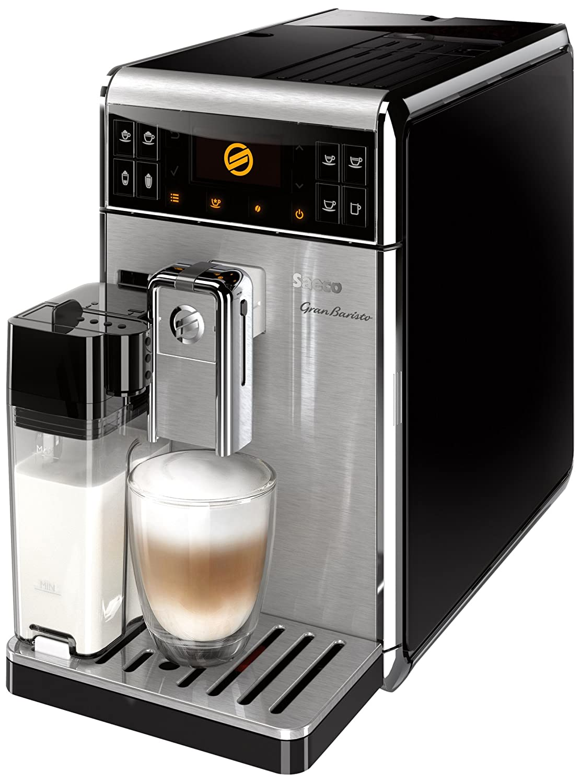 Saeco HD8966/11 - Cafetera Gran Baristo espresso automática ...