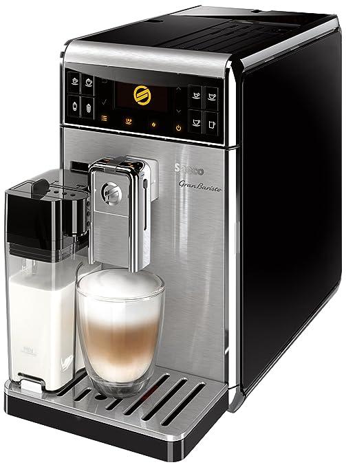 Saeco HD8966/11 - Cafetera Gran Baristo espresso automática, de ...
