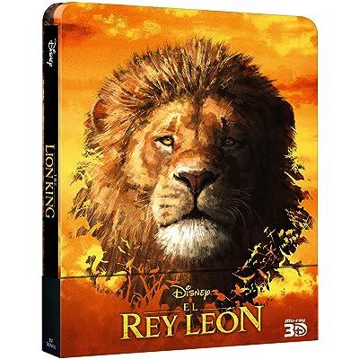El Rey León - Steelbook (3D + 2D) [Blu-ray]