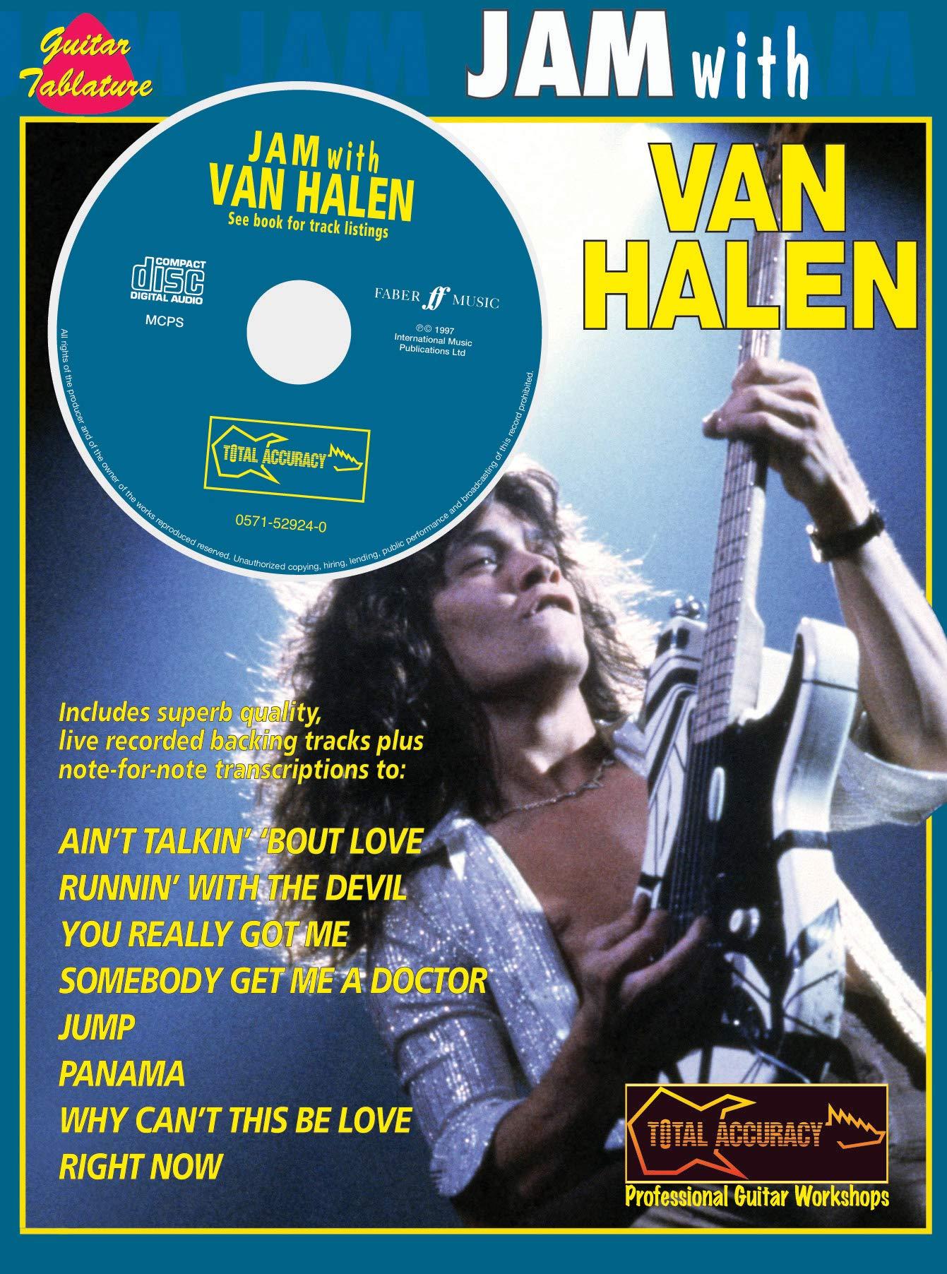 Jam With Van Halen: (Guitar Tab): Amazon.es: Van Halen, Eddie ...