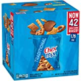Chex Mix Snack Mixes 42 Count (1.75 Oz Bags), 4 Pounds