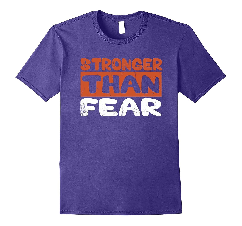 Stronger Than Fear T-Shirt-Vaci
