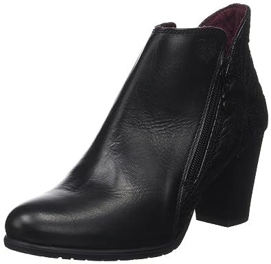Desigual Shoes_Breaker Lottie, Bottes Femme, Noir (Negro), 41 EU
