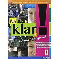 Na klar! 2 Kurshbuch + Arbeitsbuch + Mein Sommerheft + ITE + Didastore + Libro attivo