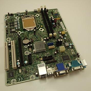 HP 676358-001 Placa base refacción para notebook - Componente para ordenador portátil (Placa base, Compaq Pro 4300): Amazon.es: Informática
