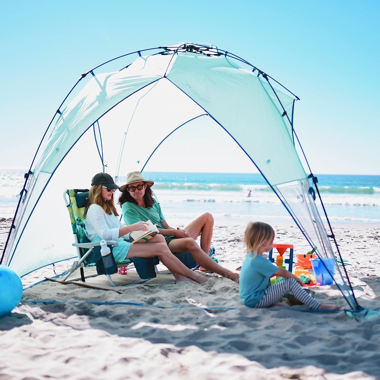 Best Pop Up Beach Tents Shelters Amp Cabanas Sleeping