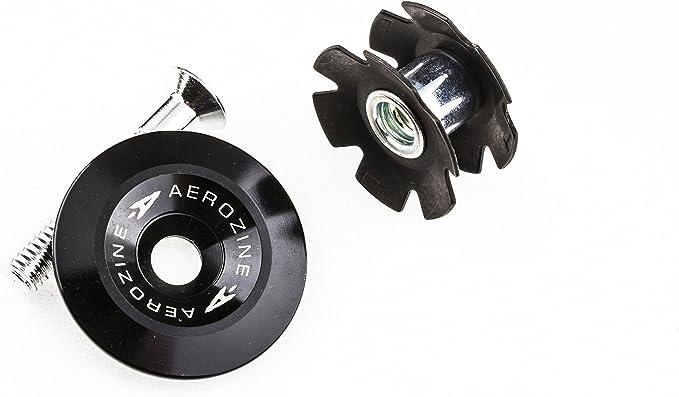 Aerozine XHCAP Road Mountain Cycling Bike Alloy Headset Top Cap w//Star nut Gold