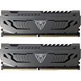 Patriot Viper Steel Series DDR4 16GB (2x8GB) 4133MHz PC4-33000 Dual Memory Kit - PVS416G413C9K